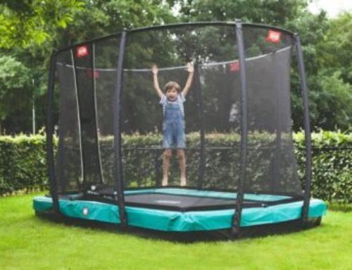 Het belang van een goed veiligheidsnet voor een trampoline