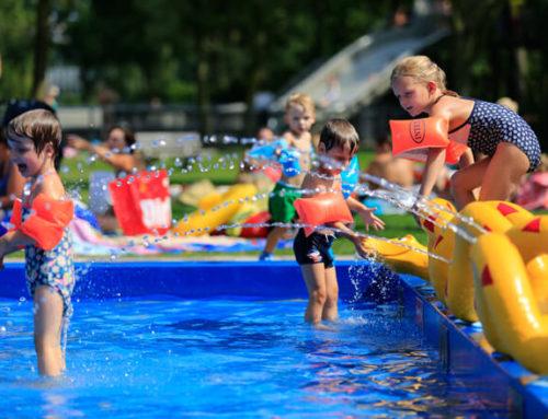 Ronde opblaasbare zwembaden kopen