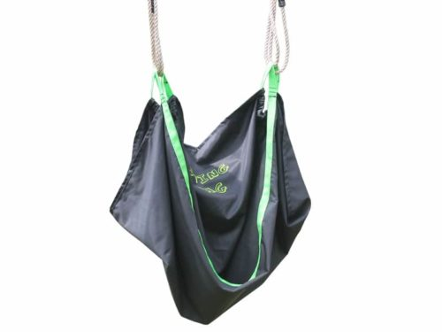 EXIT Swingbag (Green/Black)