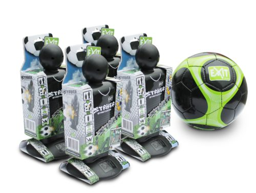EXIT Striker Streetsoccer (4st.) + EXIT Voetbal