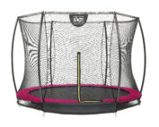 EXIT Silhouette Ground + Safteynet 244 (8ft) Pink