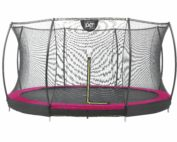 EXIT Silhouette Ground + Safetynet 427 (14ft) Pink