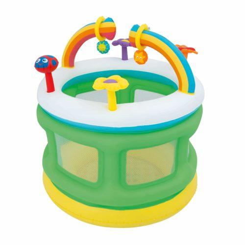 Bestway Babybox playpen Ø109cm x 104cm | Buitenspeelgoed