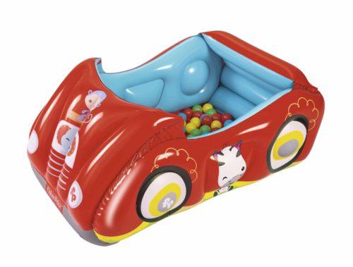 Bestway Fisher-Price race auto ball pit 119cm x 79cm x 51cm