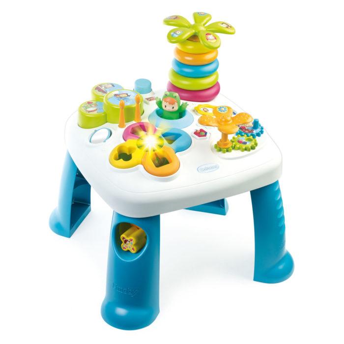 Smoby Cotoons Activiteitentafel - Blauw