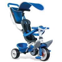 Smoby Baby Balade Driewieler Blauw