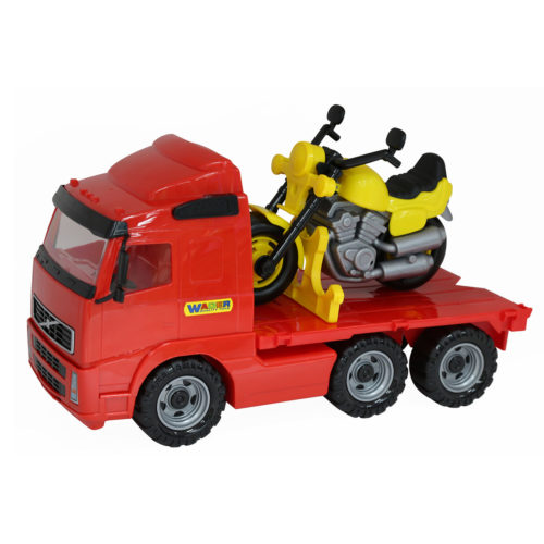 Polesie Truck met Motor