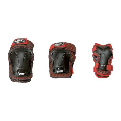 Roces Jr Ventilated bescherming bescherming 3-pack