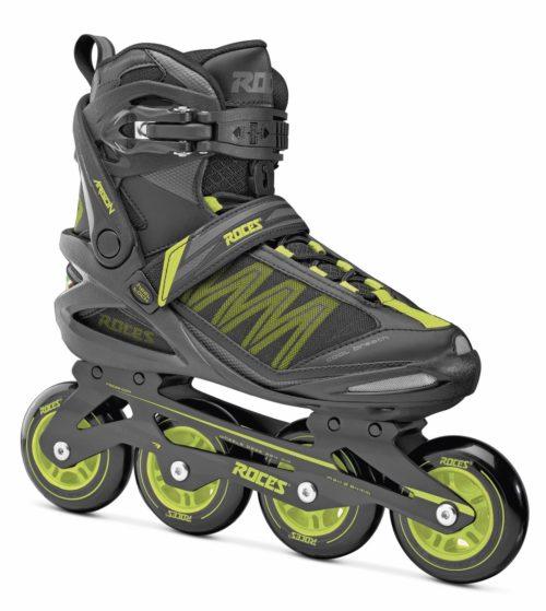 Roces Inline Skate Argon - zwart/groen