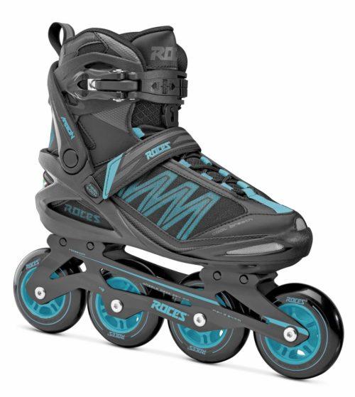 Roces Inline Skate Argon - zwart/blauw