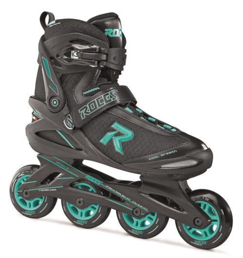 Roces Inline Skate Icon - zwart/blauw