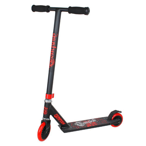 Tempish Stunt Step Viper Junior - zwart/rood