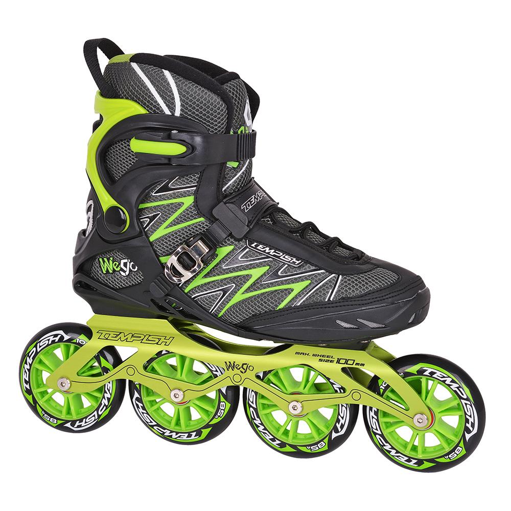 Tempish Inline Skate Heren Skeelers We-Go 100 - groen/zwart