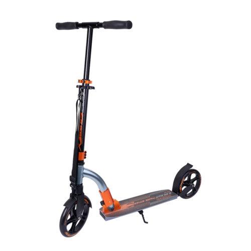 Tempish Vouw Step Ignis 200 Flex - zwart/oranje