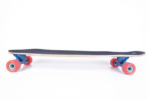 5 cm - rood/blauw/beige