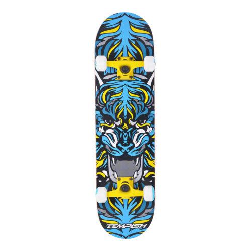 Tempish Skateboard Tiger 79 cm - geel