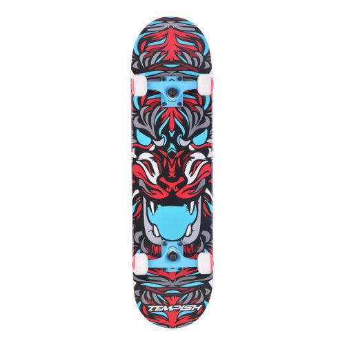 Tempish Skateboard Tiger 79 cm - blauw