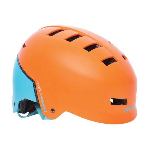 Tempish Helm Hybrid Insane - oranje