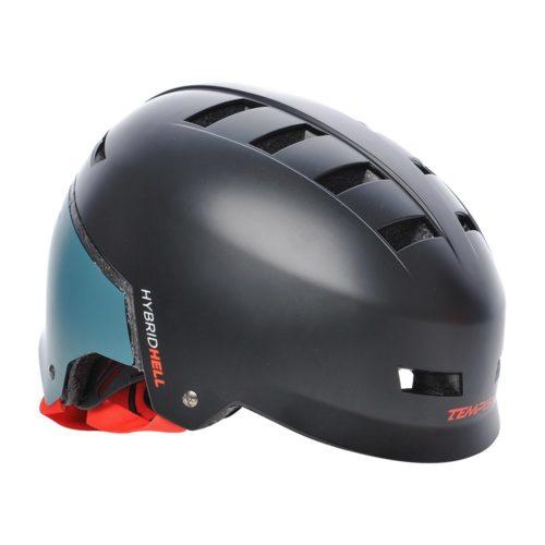 Tempish Helm Hybrid Hell - zwart