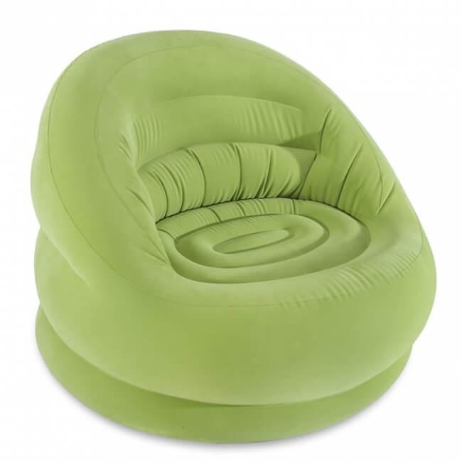 Intex Lumi loungestoel - Groen