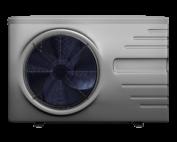 Comfortpool Inverter Pro 8 zwembad warmtepomp