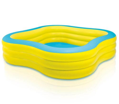 Intex Opblaasbaar zwembad 'Family Pool'