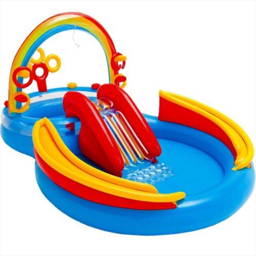 Intex Intex speelzwembad 'Regenboog'