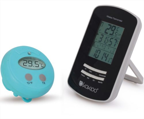 Comfortpool Draadloze thermometer