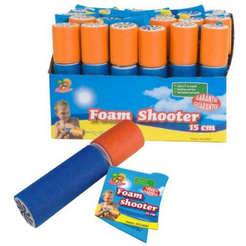 Foam speel waterpistool 15 10070040