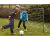 Buitenspeelgoed voetbaldoel 182 x 122 cm 10047096
