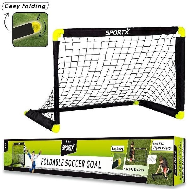 Voetbal goal/voetbaldoel 90 x 59 x 61 cm 10113317