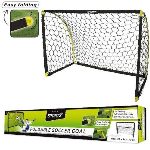 Voetbal goal/voetbaldoel 180 x 91 x 120 cm 10113318