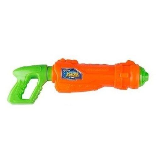 Oranje met groen waterpistool 44 cm 10117377