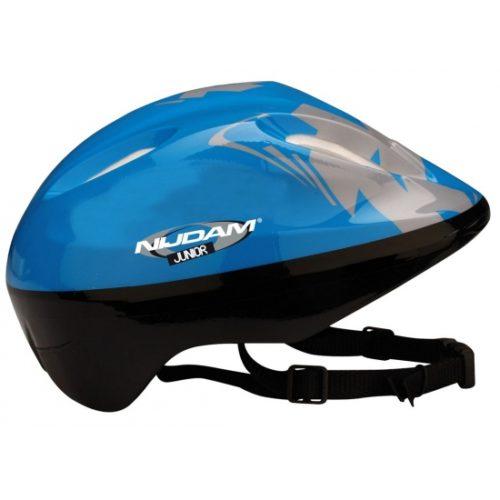 Blauwe skate en fietshelm voor kinds 10067525