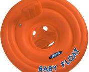 Intex baby zwemband oranje met zitje 76 cm 10082594