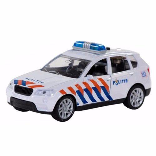 Politie agent speelgoed auto 10069616