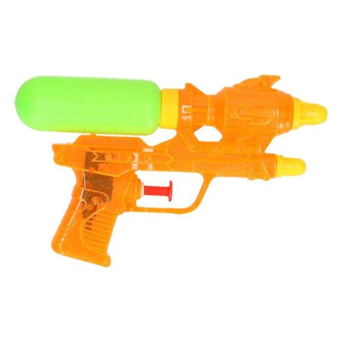 Waterpistolen oranje18 cm 10032678