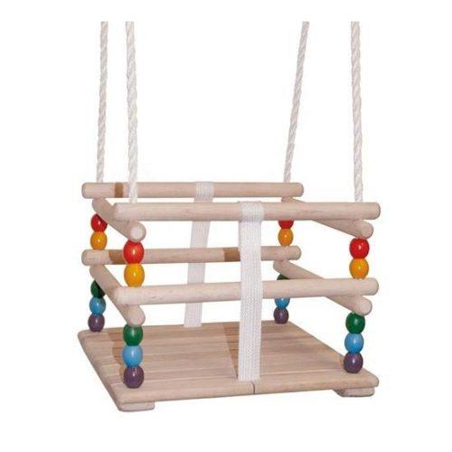 Speelgoed schommel hout 10050689