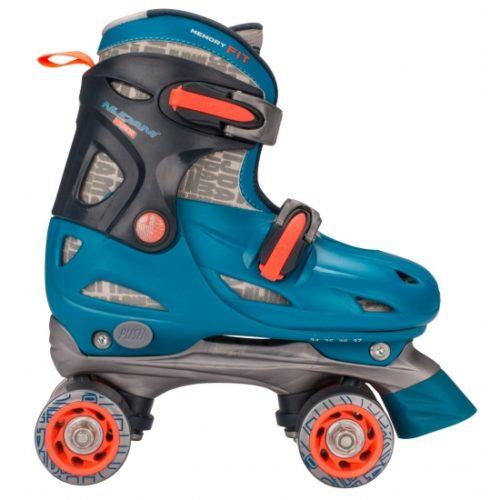 Blauwe verstelbare rolschaatsen maat 34-37 10071706