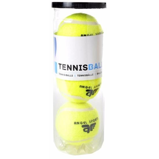 3x Tennisballen in koker 10095978